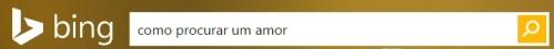 Bing procurar